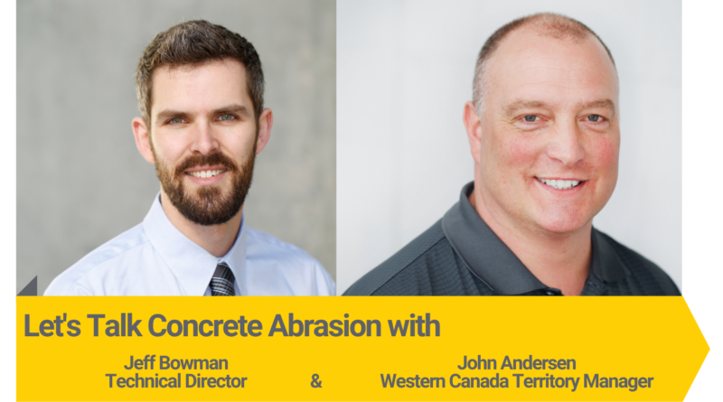 Concrete Abrasion Resistance: The Bad, the Good, and the Better (Interview Part 2)
